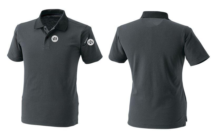 4065 TS DESIGN ESショートスリーブポロシャツ(男女兼用) 商品詳細・こだわりPOINT
